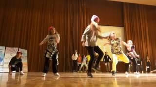 Московская танцевальная олимпиада HIP-HOP