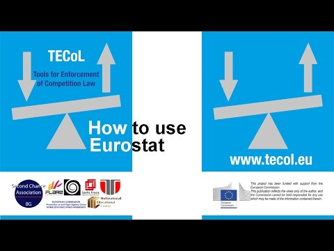 How To Use Eurostat