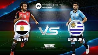 Египет - Уругвай Чемпионат Мира 2018 / Egypt - Uruguay World Cup ???? Console Guyz ™️  2018