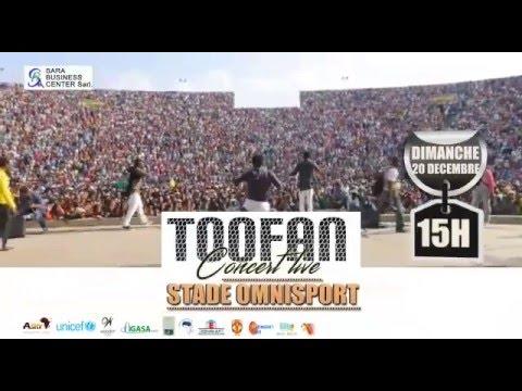 10 ans de carrière - Concert LIVE 20 Décembre 2015 Lomé