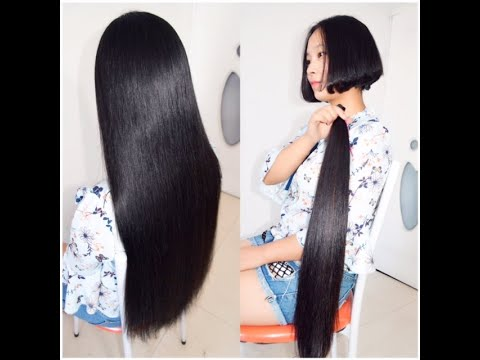 Long To Short Chinese Beauty long to bald H23 sample中国美女の黒髪ロングツルツル剃髪Kaynak: YouTube · Süre: 4 dakika32 saniye