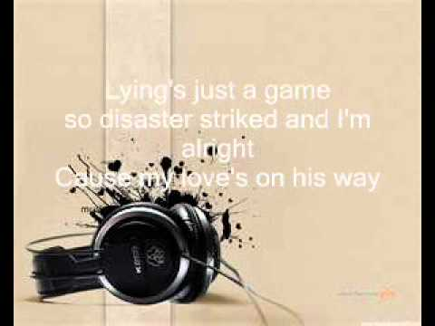 Disaster- JoJo   Lyrics