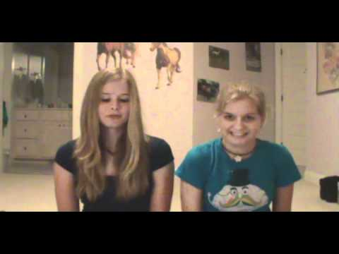Bloopers and what not for Hey Soul Sister and Misery