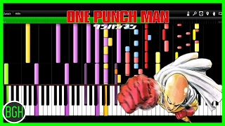 impossible remix one punch man