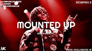 J.I.D. - Mounted Up (Instrumental)
