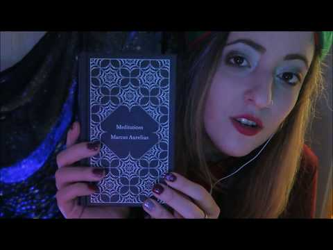 MOST RELAXING ASMR on 🌏 Merry BOOKMAS🎄 📚📖 Best Books You Should Read