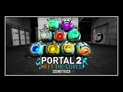 Portal - Meet The Cores 1   VÍDEO REACCIÓN