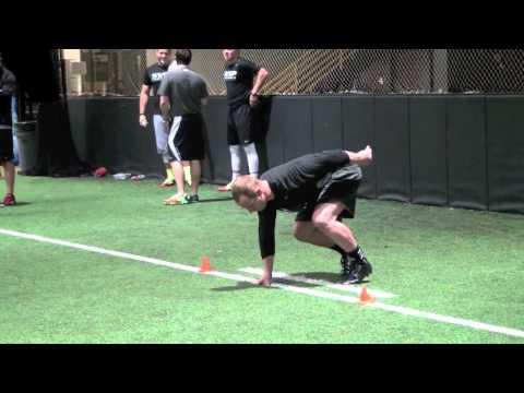QB Jordan Lynch Training for the Pro