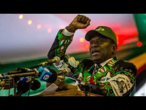 Zimbabwe crawling back Mugabe