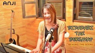 Anji - Bidadari Tak Bersayap (Behind The Scene)