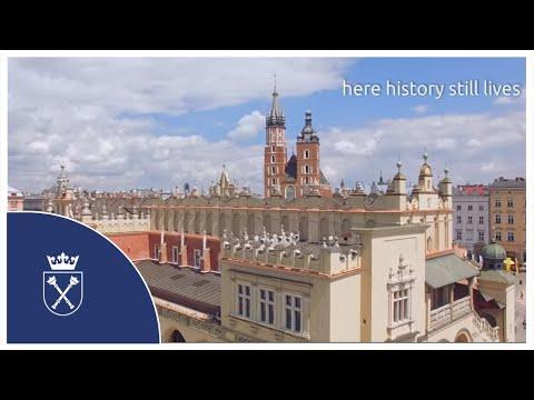 Jagiellonian University In Kraków