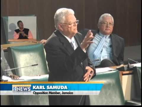 Legislators in Jamaica debate Cyber Crimes Act 2015   CEEN Caribbean News   Oct 13, 2015