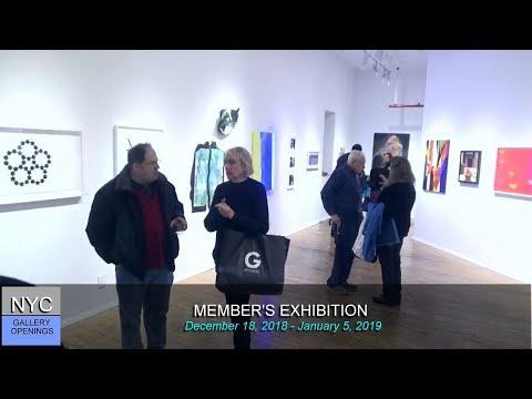 Popular Videos - NYC GALLERY OPENINGS & Noho Gallery - M55 Art