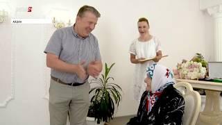 Почетным Знаком долгожителя Якутии наградили жительницу Алданского района