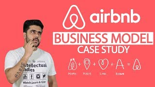 Gambar cover Air BnB Business Model | Case Study | How Air BnB earns? | Hindi