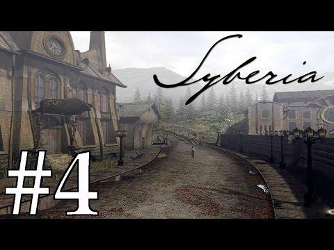 Syberia Walkthrough part 4