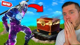 NUR EINE LEGENDARY KISTE in Fortnite!