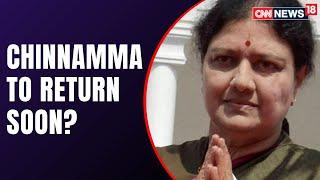 Sasikala Heard On A Phone Call Saying She Will Return Back To AIADMK | Tamil Nadu News | CNN News18