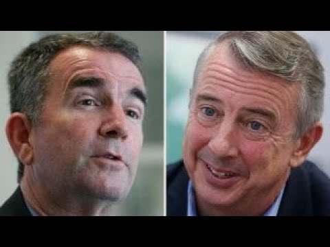 Polls show tight race for Virginia governor