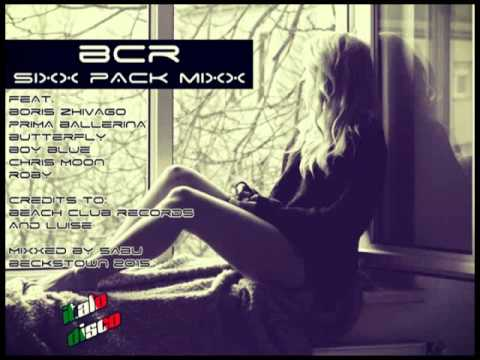 BCR - Sixx Pack Mixx [Italo Disco]