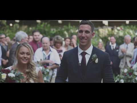 Rancho Bernardo Inn Wedding - Baseball player Michael Lorenzen & Cassi