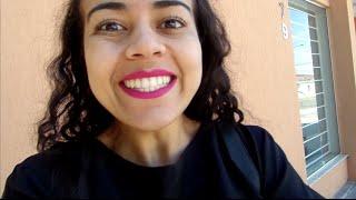 #Veda23 Máquina nova, comprando tecido e muita farra Alana Santos Blogger