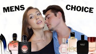 11 POPULAR women's perfumes rated by a MAN...