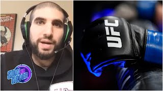 Ariel Helwani talks Ferguson vs. Gaethje at UFC 249 and UFC island | Now or Never