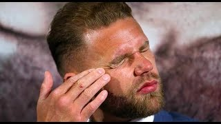 **WOW** BILLY JOE SAUNDERS STRIPPED OF WBO TITLE | ANDRADE FIGHT OFF !!