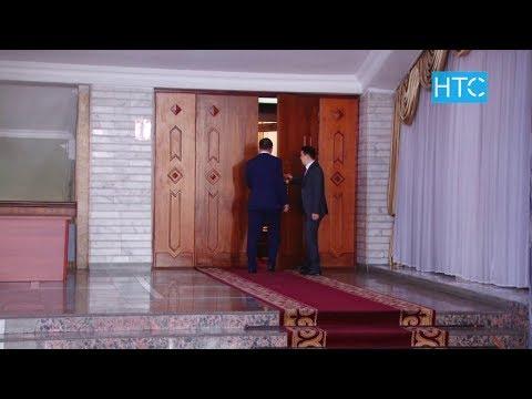 Коронавирус: Жогорку Кеңеште коопсуздук чаралары күчөтүлдү / 11.03.20 / НТС