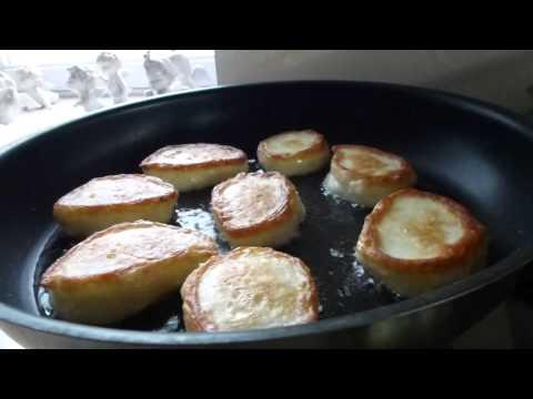 Рецепт мега оладушки с яблоком ...воздушные и нежные....