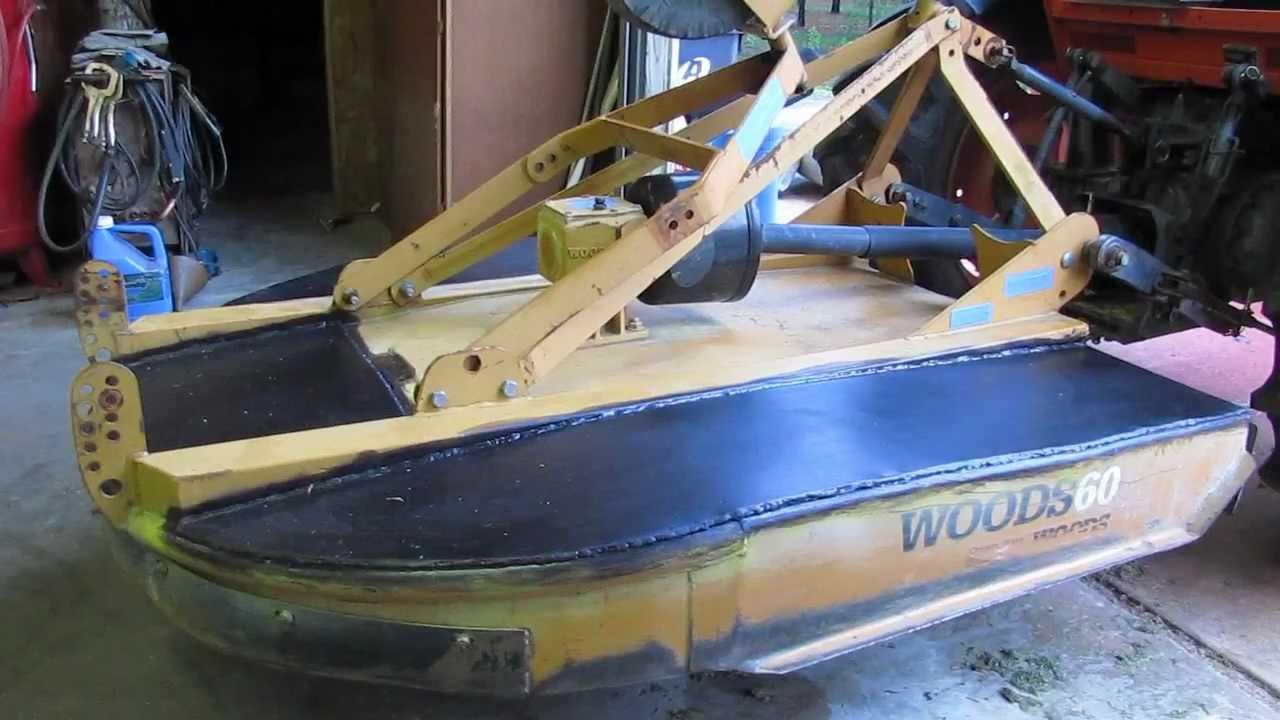 Woods Mower Repair Manual