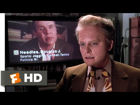 Back to the Future Part 2 612 Movie CLIP  Future Marty Is Terminated 1989 HD
