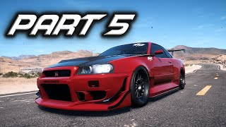 Download TYLER GOT BACK HIS SKYLINE TO TAKE HIS REVENGE - Part 5 - Need for Speed Payback Mods