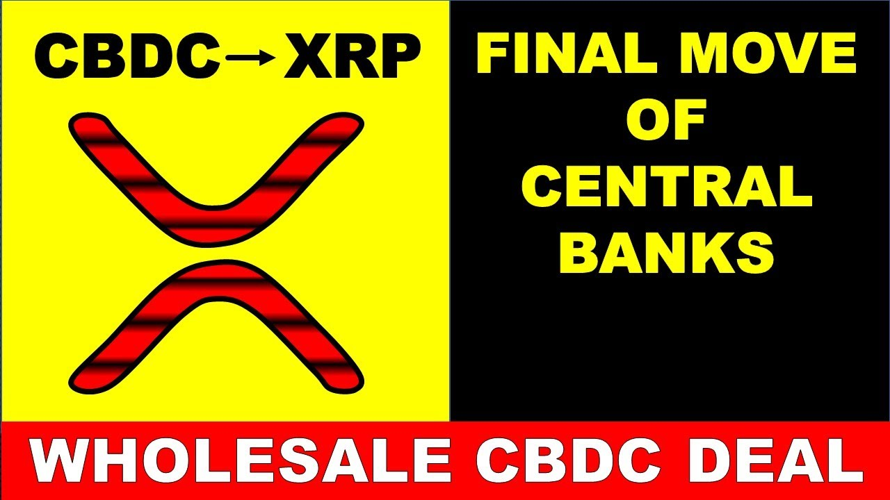 RIPPLE XRP CHANNEL ; 2500X WONT BE THE ROOF; RIPPLE a wholesale dealer of CBDCS; XRP update 1