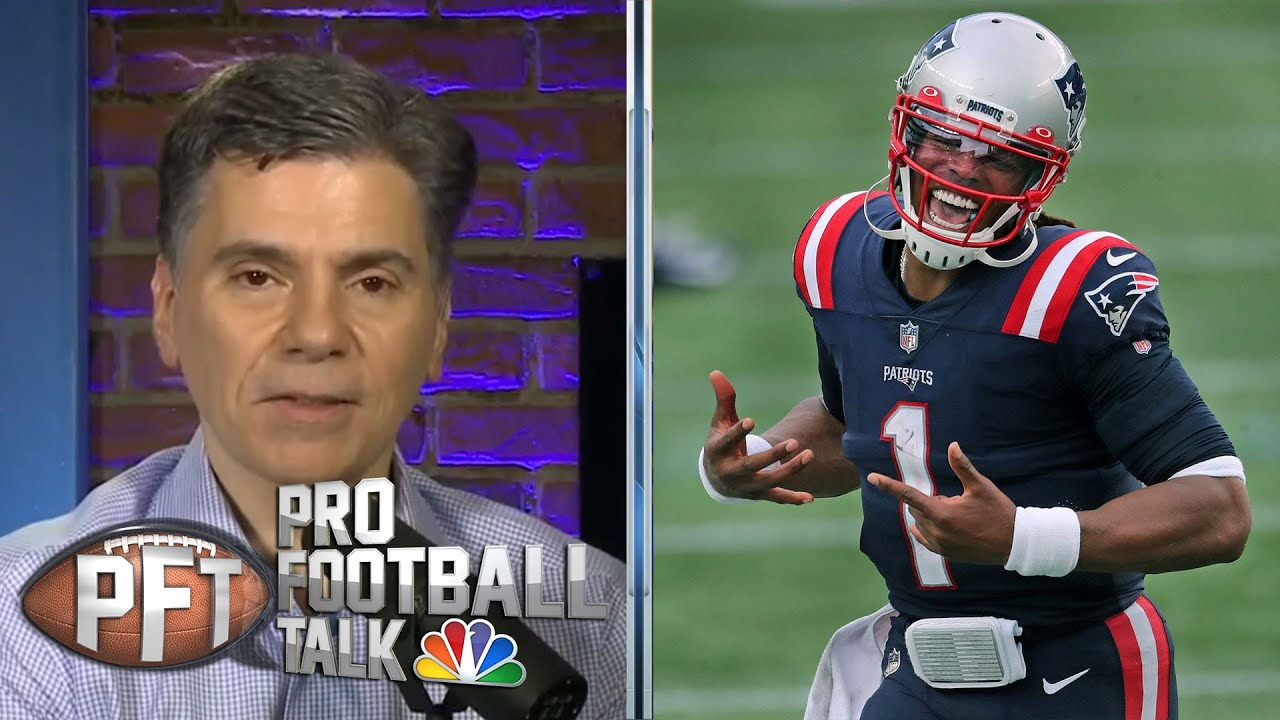 Week 3 superlatives: New England Patriots run over Raiders | Pro Football Talk | NBC Sports