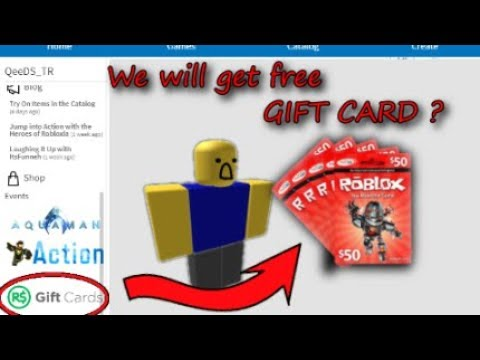 Free Roblox Gift Cards Pin Finder Generator New Event The Best Roblox Event Ever Roblox Gift Card Event Youtube