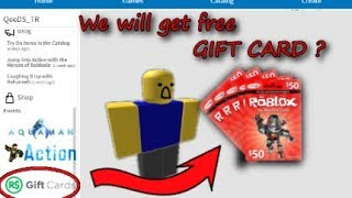 NEW EVENT ! The BEST Roblox event ever ! Roblox Gift Card Event 😨!