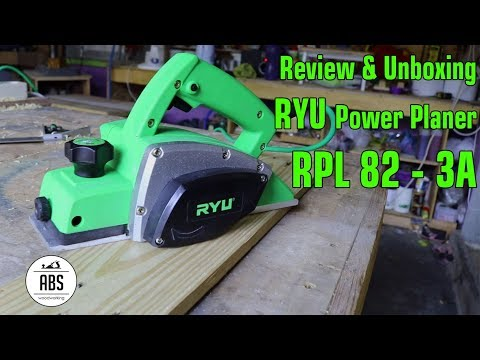 Review & Unboxing Planer RYU RPL 82 - 3A