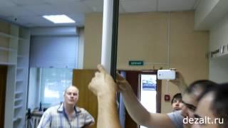 Установка дверей купе в угловой шкаф(Когда неровные стены, трудно дается монтаж встраиваемого шкафа-купе. Есть несколько особенностей по устано..., 2013-06-23T19:56:22.000Z)