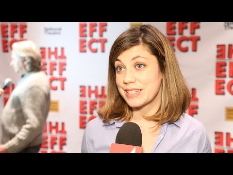 The Cast of THE EFFECT Discuss Lucy Prebble's New Love-Drug Drama