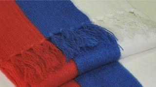 Фанатские шарфы на заказ, шарфы для болельщиков с логотипом.(, 2014-10-22T08:59:50.000Z)