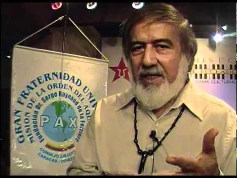 Gran Fraternidad Universal entrevista  al profesor Ronny Velásquez