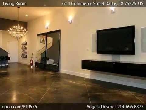 3711 Commerce Street Dallas TX 75226 - Angela Downes - Virginia Cook REALTORS