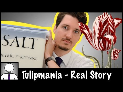 TulipMania (The Real Story) Part 1 - Nothing's what it seems