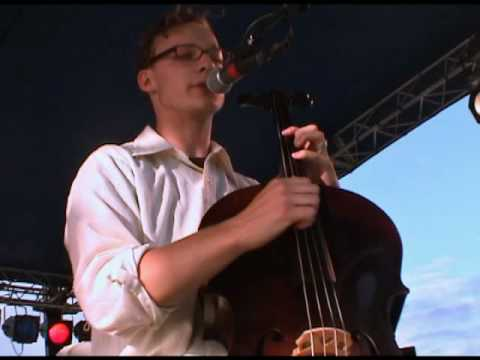 Ben Sollee Live: It's Not Impossible - Waterfront Park Louisville 2008