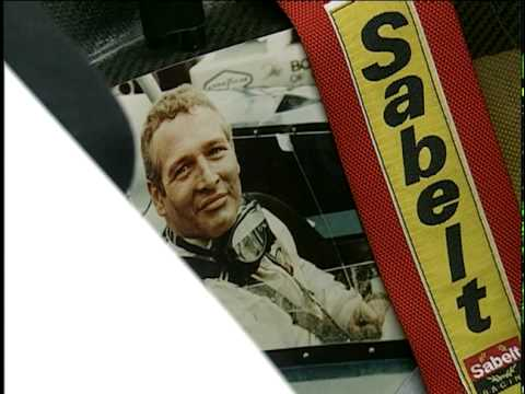 IndyCar Series Tribute to Paul Newman