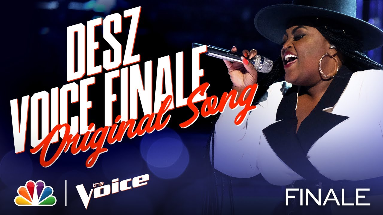 """Download Desz Sings Her Original Song """"Holy Ground"""" - The Voice Live Finale Part 1 2020"""