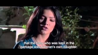 Actress Sara Loren on set of Born Forbidden Aka Meharun Nisa (TV Movie)