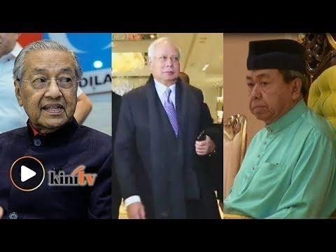 Pesan Mahathir pada Najib, Sultan ingatkan JAKIM - Sekilas Fakta, Rabu 13 Dis 2017